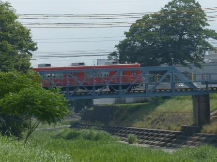 伊予鉄道横河原線・石手川公園駅 5