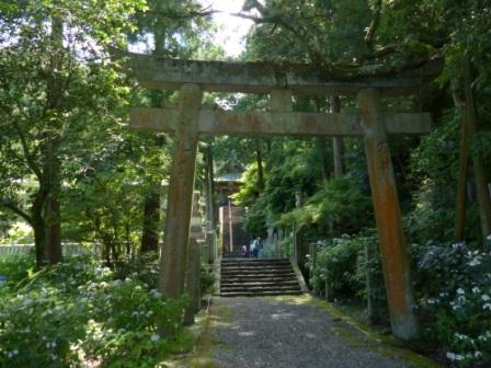 惣河内神社 2