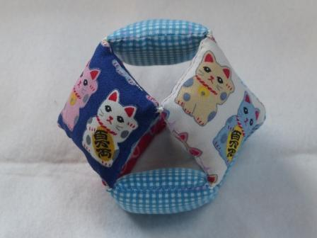 布ボール (四角) 3