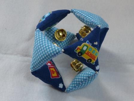 布ボール (三角) 2