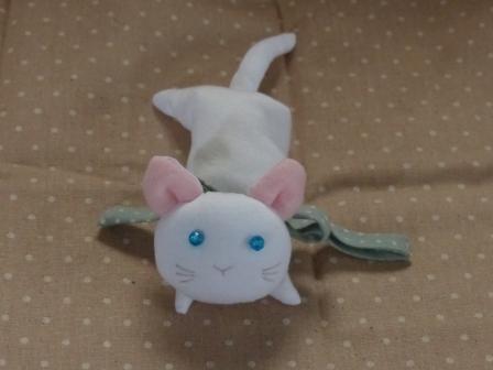くたくた猫 (白猫) 1