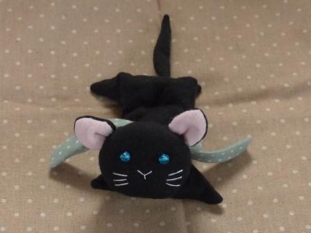 くたくた猫 (黒猫) 1