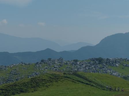 姫鶴荘のそばからの眺め 3