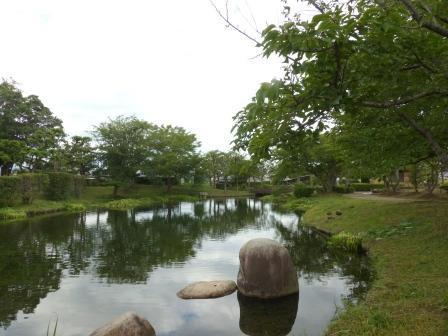 ひょこたん池公園