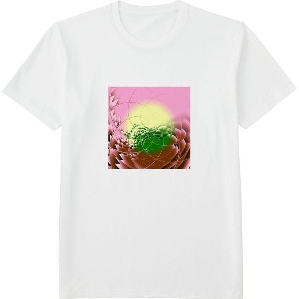 generated_mirror7Tシャツドライカラー白