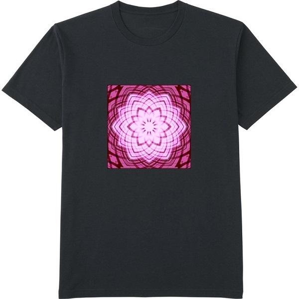 1807702963_mirror4Tシャツドライカラー黒