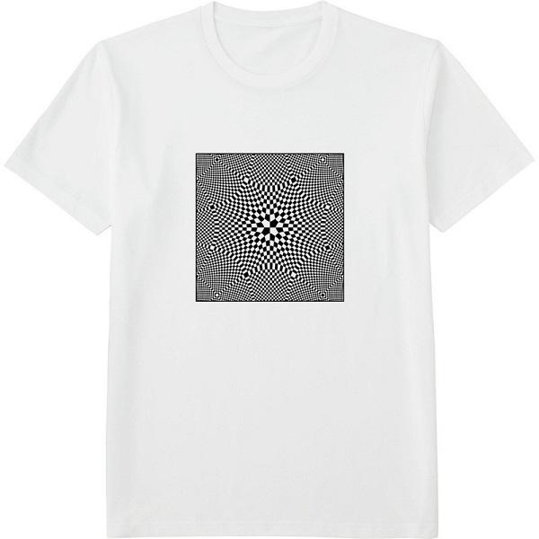 generated_mirror1明るさコントラストつまむ余白作成Tシャツドライカラー白