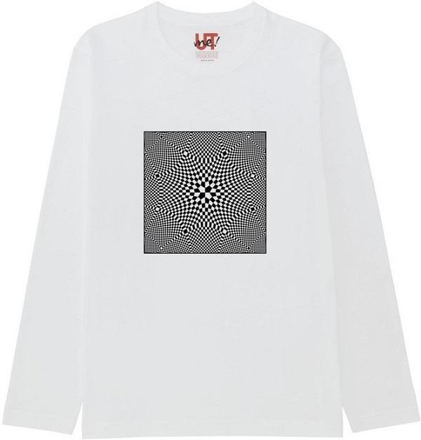 generated_mirror1明るさコントラストつまむ余白作成Tシャツベーシック長袖白