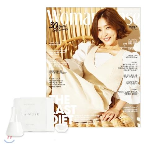 7_韓国女性誌_WOOMAN SENSE_ウーマンセンス_2018年7月号