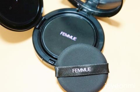 FEMMUE_ファミュ_クッション_新製品_3