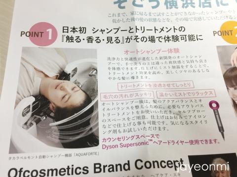 of cosmetics_ヘッドスパブラシ_2018年7月_2
