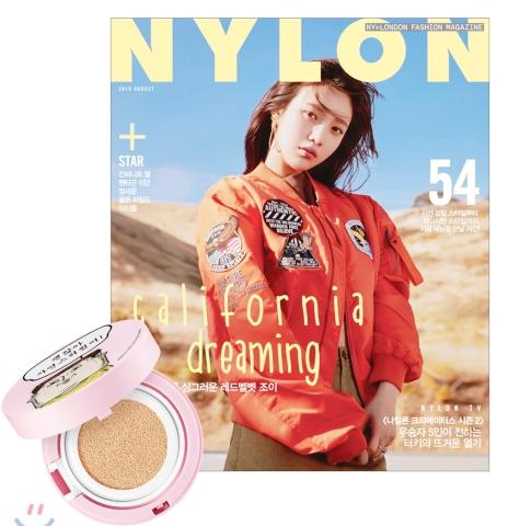 2_韓国女性誌_NYLON_ナイロン_2018年8月号_2