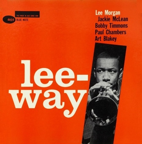Lee Morgan Leeway Blue Note BLP 4034