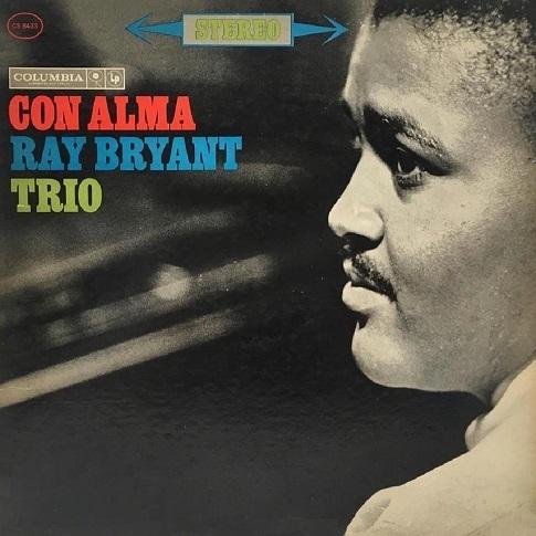 Ray Bryant Con Alma Columbia CS 8433