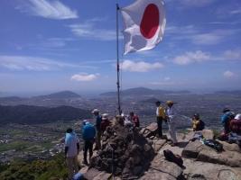 7月11日右田ヶ岳