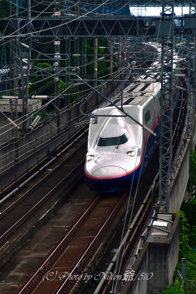 上越新幹線 3SN