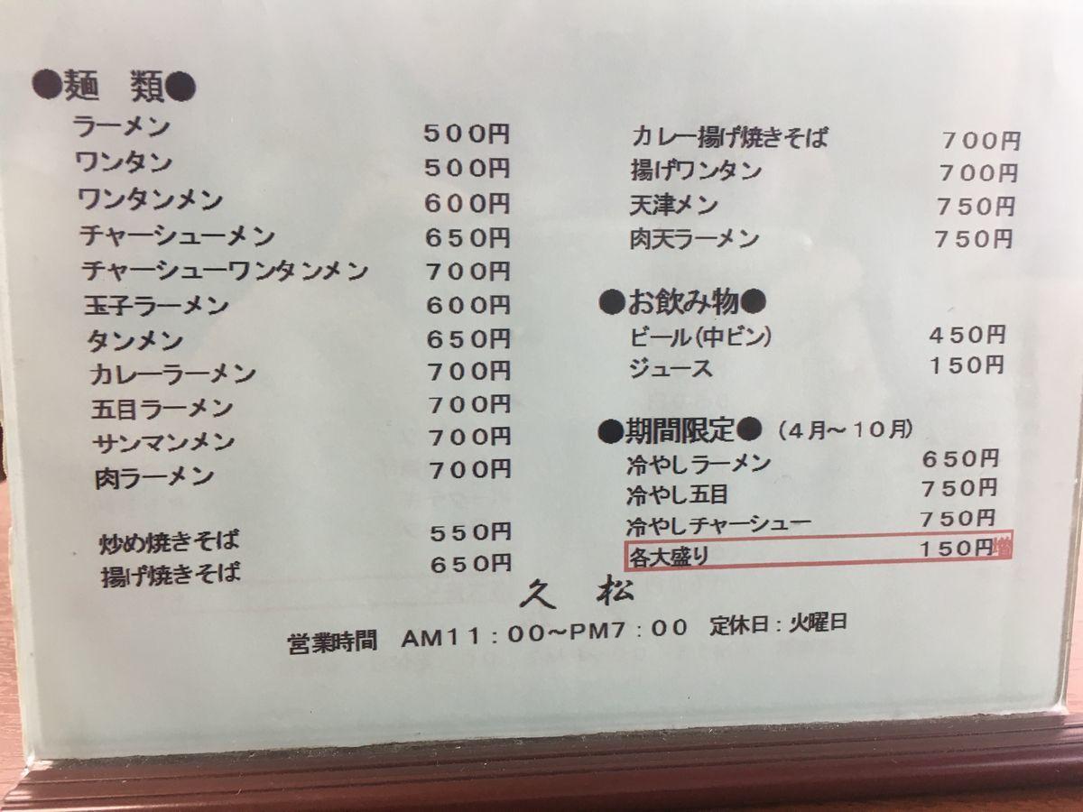 中華久松28-3