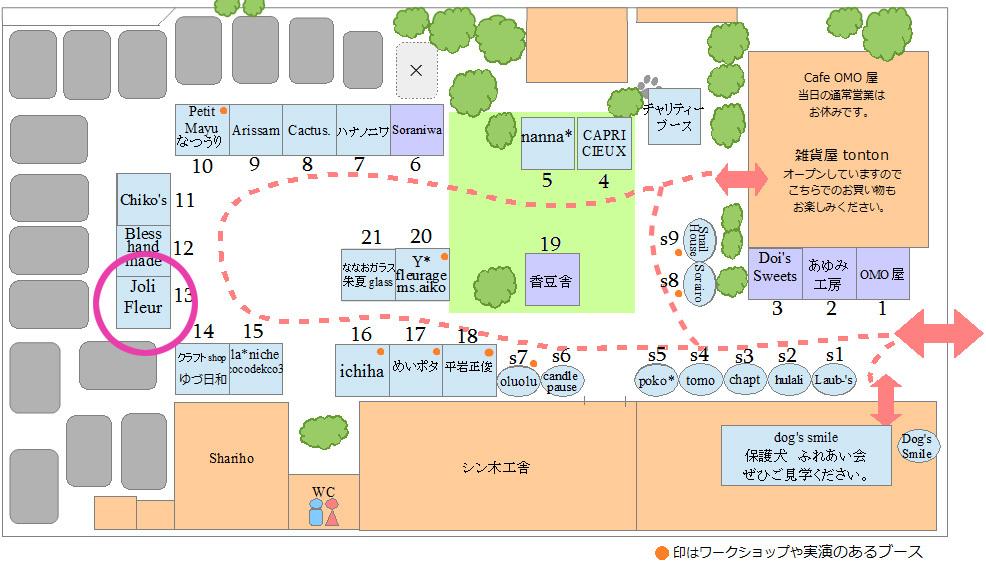 OMO舵MAP