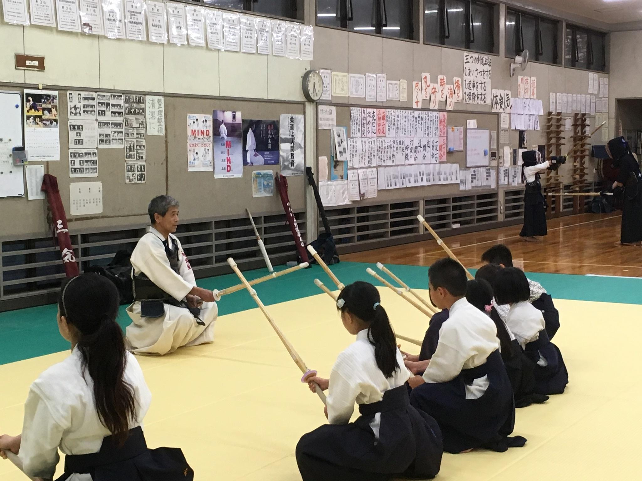 剣道体験会4