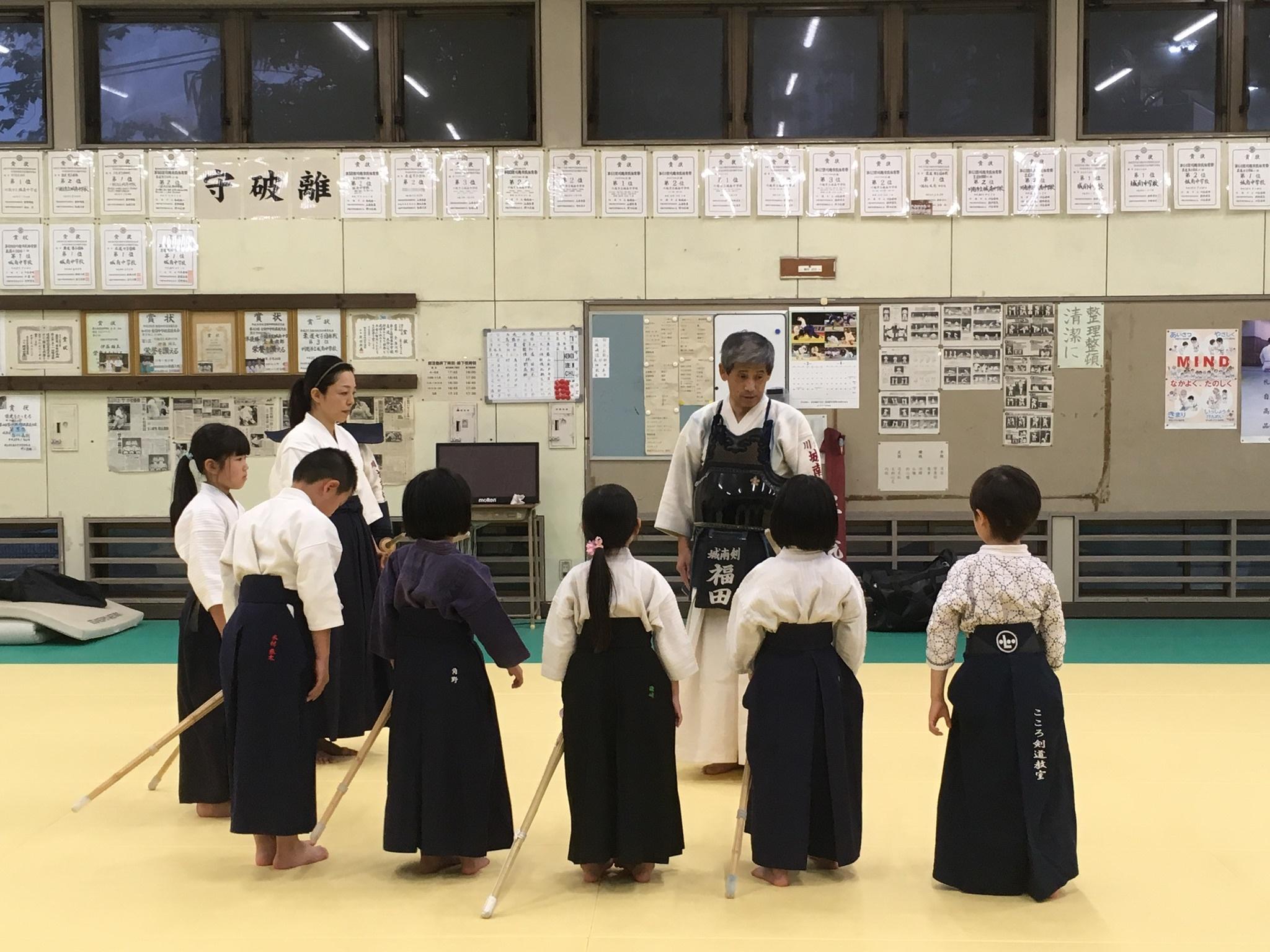 剣道体験会3