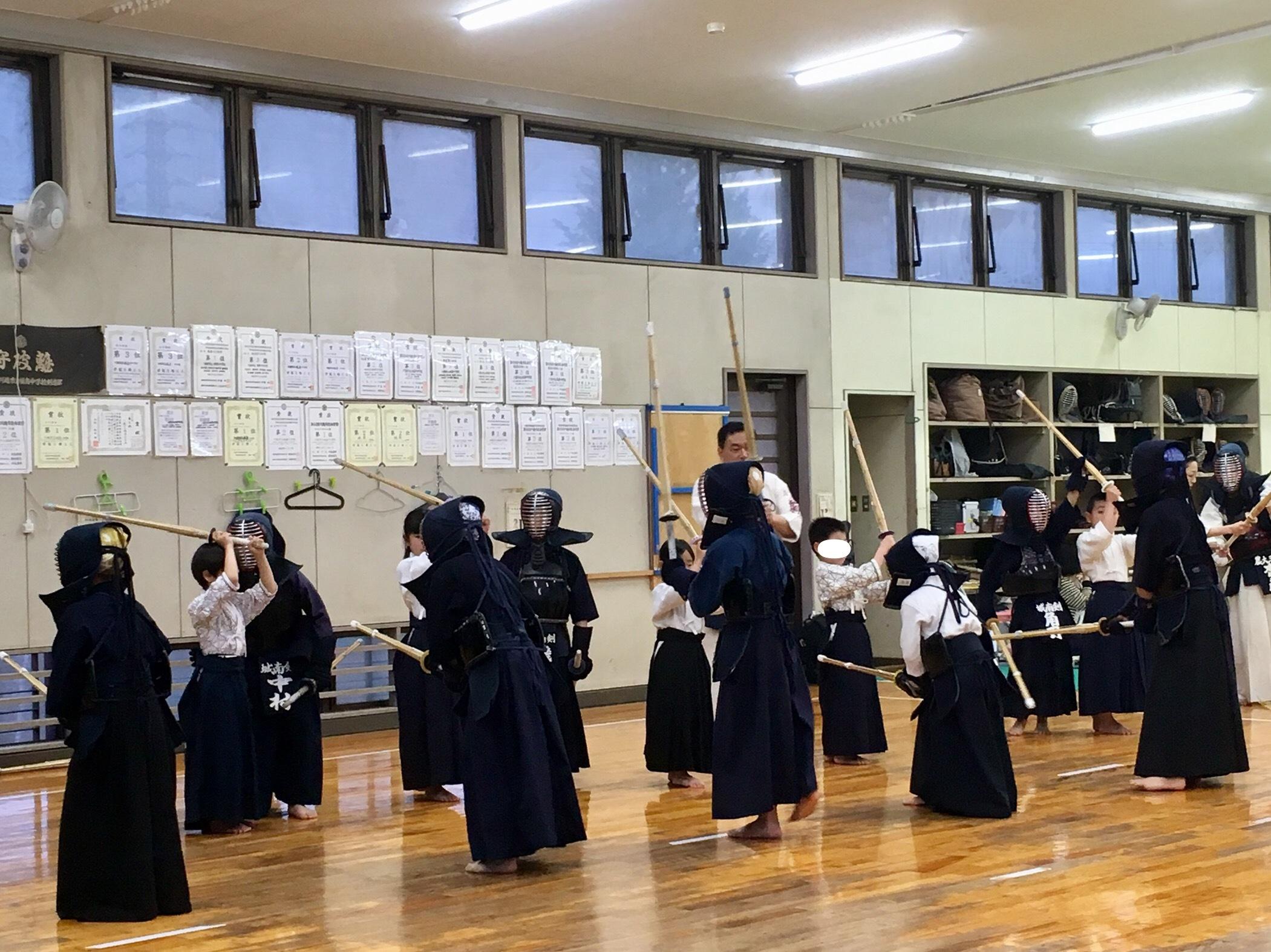 剣道体験会5