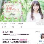國本未華オフィシャルブログ「気象予報士☆未華diary」
