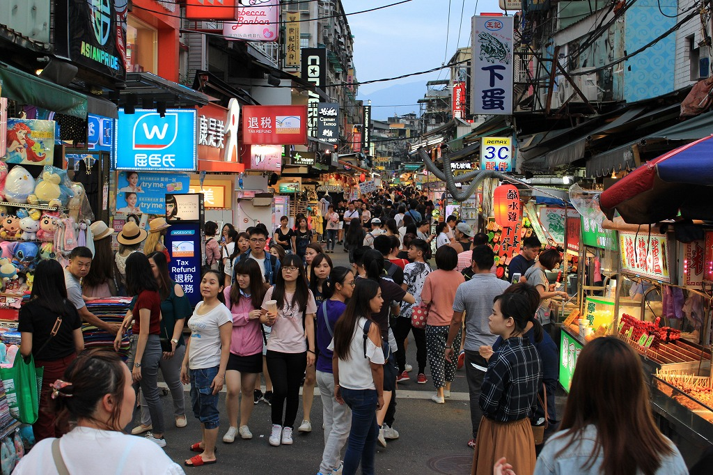 台北へ行ってきました。