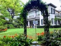 オランダ王国大使館庭園