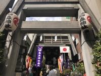 烏森神社大祭