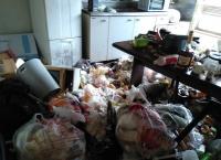 ゴミ屋敷 DK