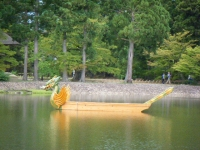 2018-06-30平泉-毛越寺アヤメ祭り-しろぷーうさぎ030