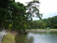 2018-06-30平泉-毛越寺アヤメ祭り-しろぷーうさぎ031