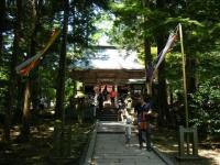 2018-07-14重箱石しろぷーうさぎ・中尊寺ハス祭り024