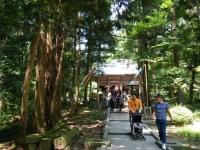 2018-07-14重箱石しろぷーうさぎ・中尊寺ハス祭り023