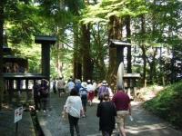 2018-07-14重箱石しろぷーうさぎ・中尊寺ハス祭り020