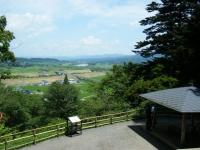 2018-07-14重箱石しろぷーうさぎ・中尊寺ハス祭り043