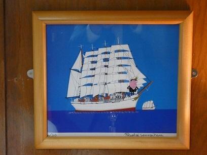 2-2帆船日本丸