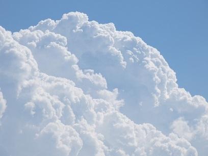 12 入道雲