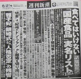 4週刊新潮第5弾.