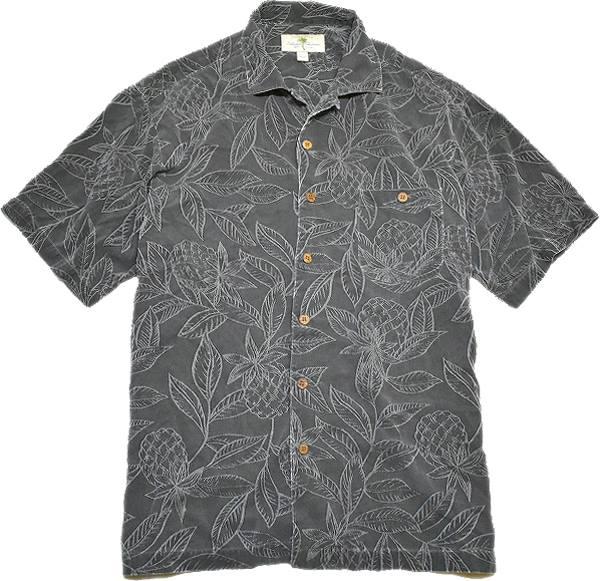 USEDアロハAlohaハワイアンシャツ柄シャツ画像メンズレディースコーデ@古着屋カチカチ09