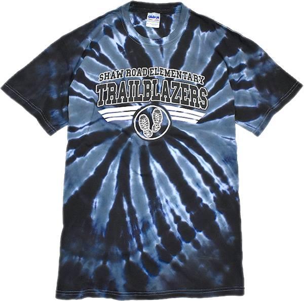 Tie DyeタイダイTシャツ画像メンズレディースコーデ@古着屋カチカチ02