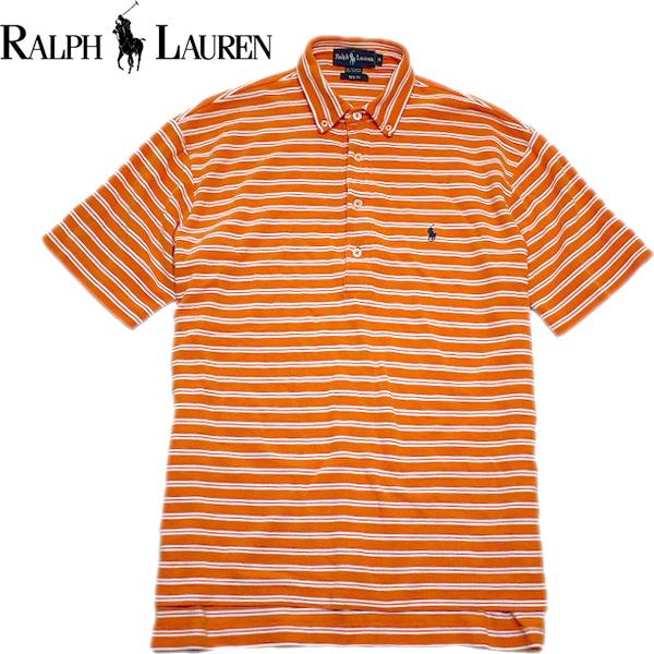 ポロラルフローレンPOLO Ralph Lauren半袖ポロシャツ画像メンズレディースコーデ@古着屋カチカチ02