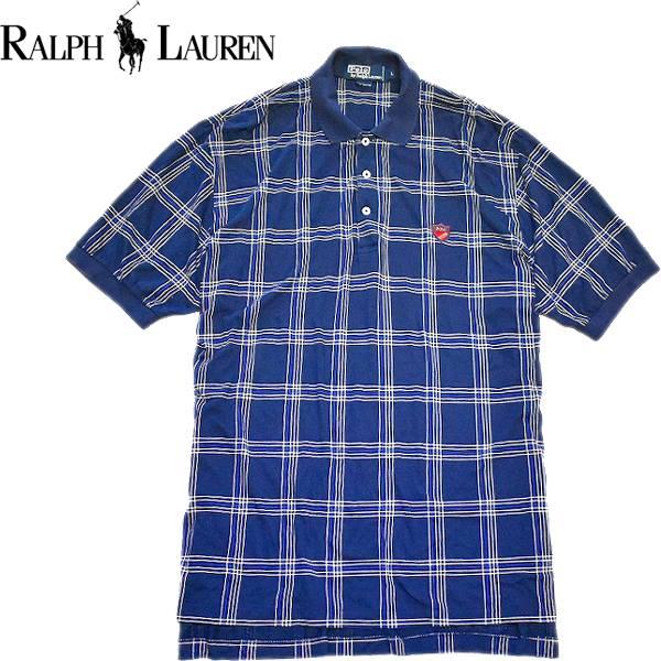 ポロラルフローレンPOLO Ralph Lauren半袖ポロシャツ画像メンズレディースコーデ@古着屋カチカチ05