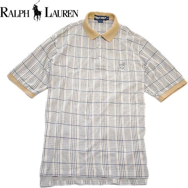 ポロラルフローレンPOLO Ralph Lauren半袖ポロシャツ画像メンズレディースコーデ@古着屋カチカチ06