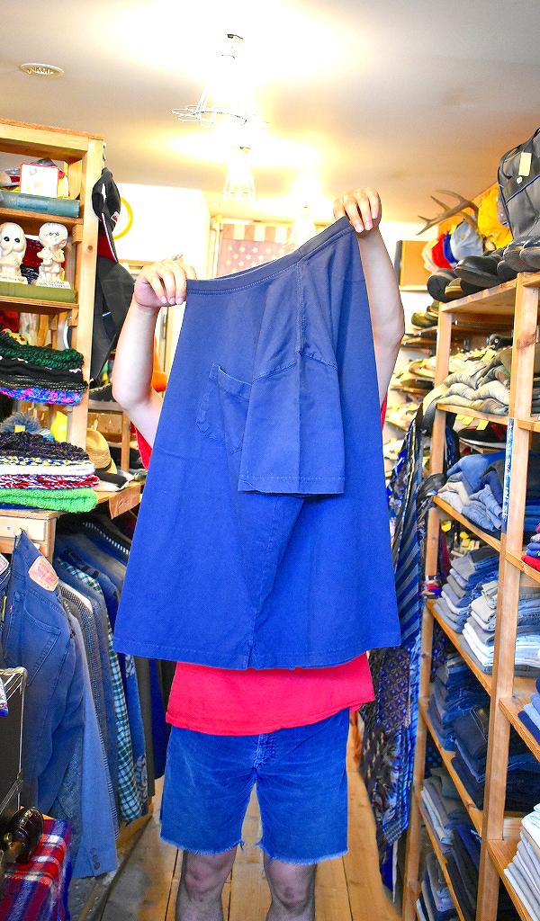 ポケットTシャツPocketTee画像メンズレディースコーデ@古着屋カチカチ03