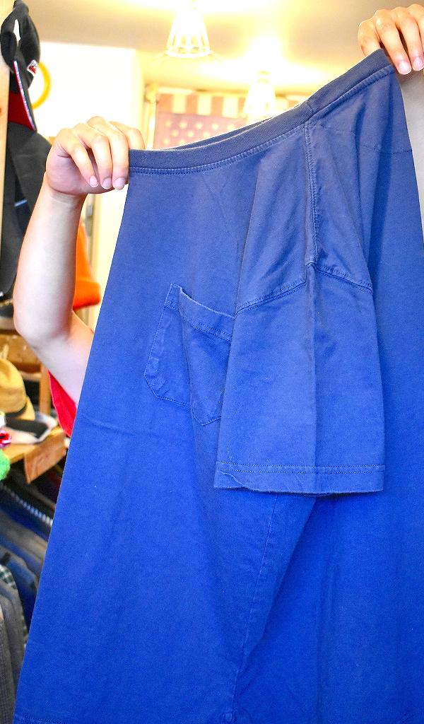 ポケットTシャツPocketTee画像メンズレディースコーデ@古着屋カチカチ04