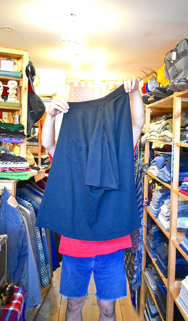 ポケットTシャツPocketTee画像メンズレディースコーデ@古着屋カチカチ07