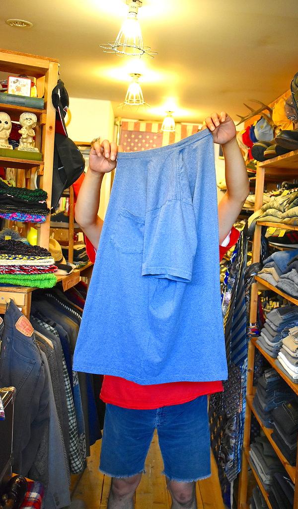 ポケットTシャツPocketTee画像メンズレディースコーデ@古着屋カチカチ011