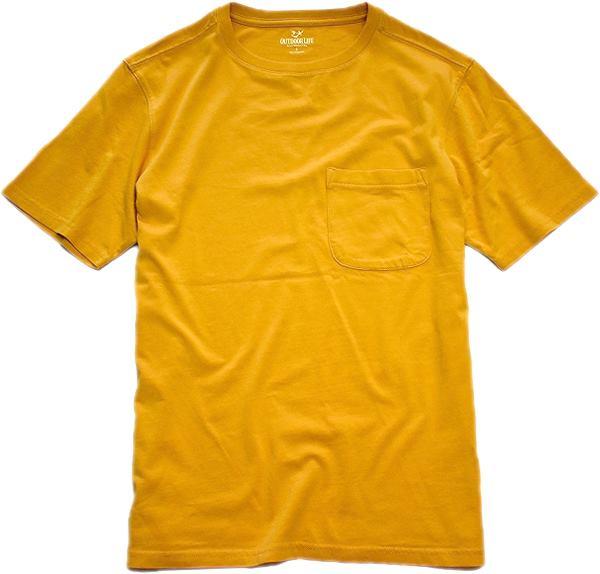 ポケットTシャツPocketTee画像メンズレディースコーデ@古着屋カチカチ017