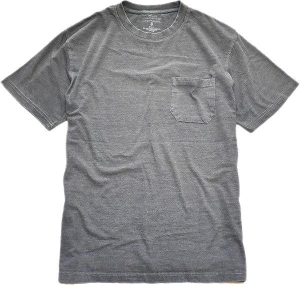 ポケットTシャツPocketTee画像メンズレディースコーデ@古着屋カチカチ018